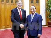 Prime Minister Nguyen Xuan Phuc, INTA Chair talk EVFTA signing