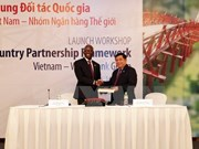 WB launches country partnership framework for Vietnam