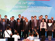PM welcomes theme of 24th SMEs ministerial meeting