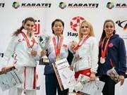 Karate athlete Ngoan ranks in world's top 10
