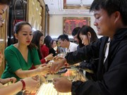 Vietnamese gold trading market slows to crawl