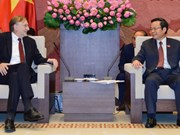 Vietnamese, European parliaments attain high mutual trust: official