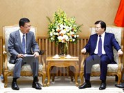 Deputy PM hails Mitsubishi's participation in thermal power plant