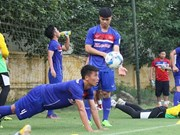Vietnam football team ranks second in Southeast Asia