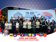 AIPA-38 backs ASEAN community building efforts