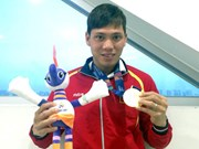 ASEAN Para Games: Vietnam wins four more gold medals