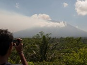 Indonesia fears volcanic eruption in Bali