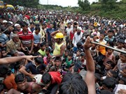 Malaysia calls for urgent action to address Rohingya issue