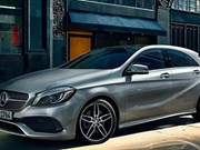 Mercedes-Benz vehicles recalled for power system fault
