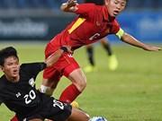 Confident Vietnam starts Asian U16 campaign