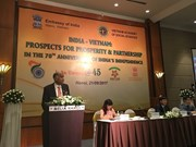 Seminar highlights Vietnam-India partnership prospects