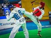 Vietnamese to compete at world taekwondo grand prix