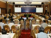 APEC officials give recommendations on disaster management