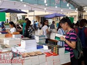 Fourth Book Fair opens in Hanoi