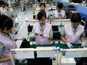 Mobile phone exports to China surge