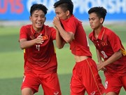 Asian U16 qualifier: VN beat Mongolia 9-0