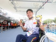 Vietnam ranks fourth at ASEAN Para Games 2017