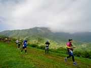 Vietnam Mountain Marathon attracts 2,200 runners