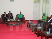 Tanzanian Party wants to beef up ties with Communist Party of Vietnam