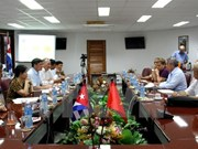 Vietnam, Cuba's trade unions strengthen traditional friendship
