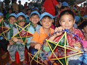 Programmes for children to enjoy Mid-autumn Festival