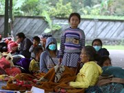 Indonesia: Over 57,000 people evacuated from Bali volcano