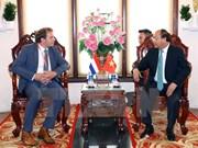 Prime Minister Nguyen Xuan Phuc receives Dutch guest