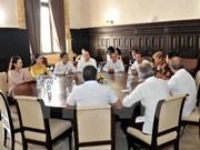 Vietnam, Cuba share experience in press development