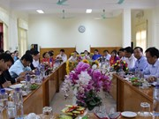 Dien Bien cooperates with northern Lao provinces to develop agriculture