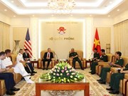 Vietnam, US beef up cooperation in settling post-war consequences