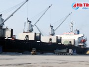 Ha Tinh: Work begins on 2.1 trillion VND Phoenix wharfs