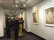 Vietnamese paintings on show in US