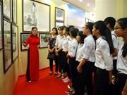Exhibition on Hoang Sa, Truong Sa comes to Tuyen Quang