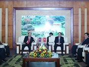 Vietnam, Laos review cooperation in home affairs