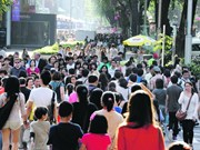 Singapore's population growth hits lowest rate in 10 years