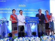 Sacombank Laos opens branch in Savannakhet province