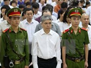 Death sentence to former Ocean Bank Director General Nguyen Xuan Son