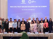 High-level dialogue suggests policies on women's empowerment