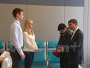 Wanted Vietnamese criminal extradited from Belarus