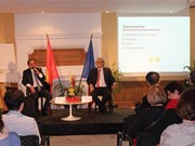 Workshop in France spotlights Vietnam's economy