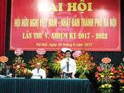 Association contributes to Vietnam-Japan friendship