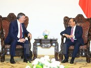 PM backs cooperation with Boeing