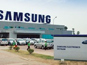 Samsung backs Vietnamese firms joining global supply chain