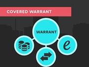 HOSE to start trading covered warrants in November