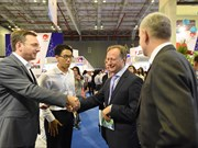 International water, energy expo to open in HCM City