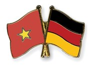 Vietnamese leaders congratulate Germany on National Day