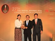 Vietravel named 'Best Travel Agency' in Vietnam