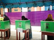 Thailand's election to be held on schedule