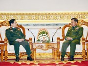 Defence Minister's visit to Myanmar a success