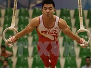 Skill of Vietnamese gymnast recognised by int'l federation